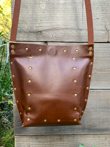 Deep Brown Urban Crossbody Medium