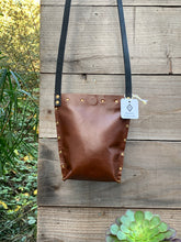 Load image into Gallery viewer, Deep Brown Crossbody Small