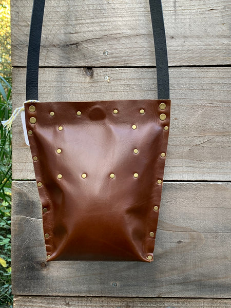 Deep Brown Crossbody Small