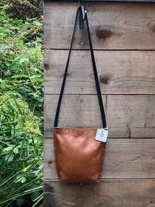 Brown Urban Crossbody, Medium
