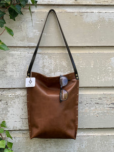Soft Brown Urban Tote