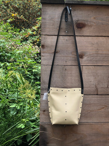 Cream Urban Crossbody, Medium
