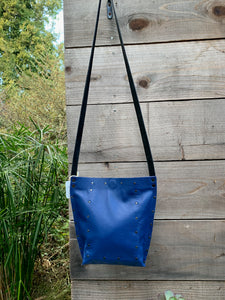 Royal Blue Urban Crossbody, Medium