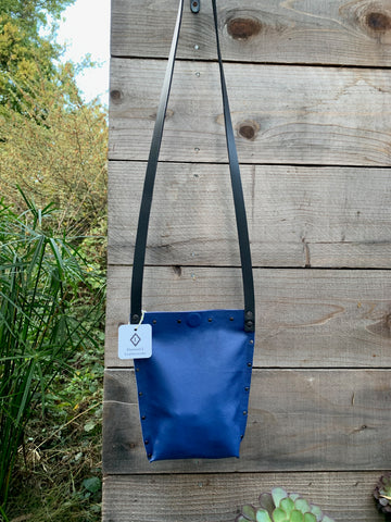 Royal Blue Crossbody, Small