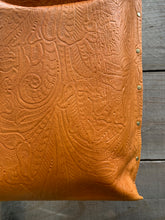 Load image into Gallery viewer, Tan Embossed Urban Tote