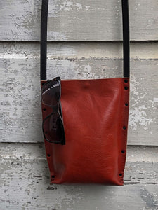 Burnt Red Urban Crossbody, Small
