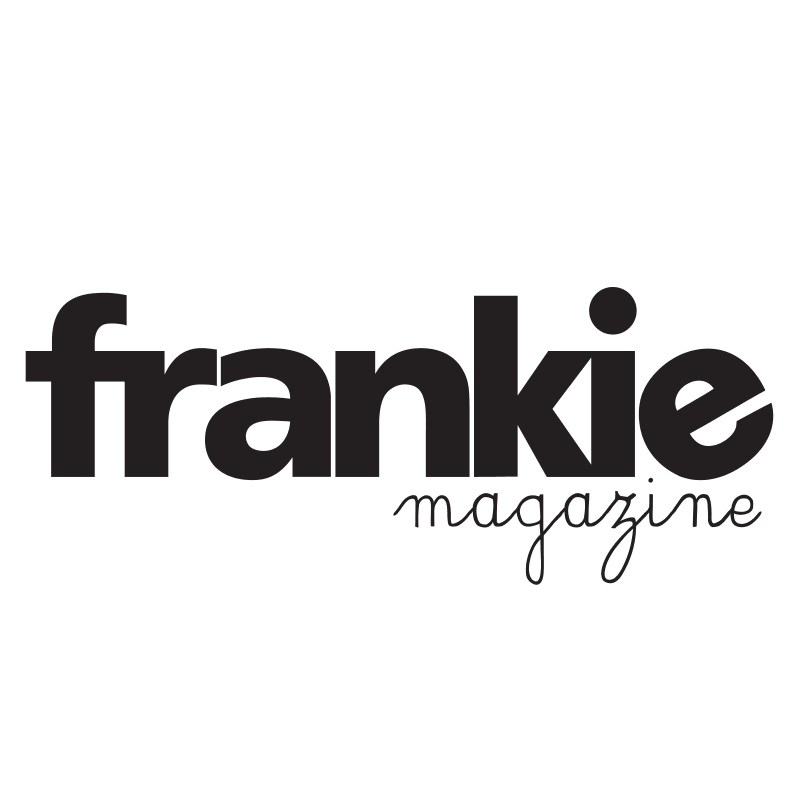 Frankie Magazine Feature