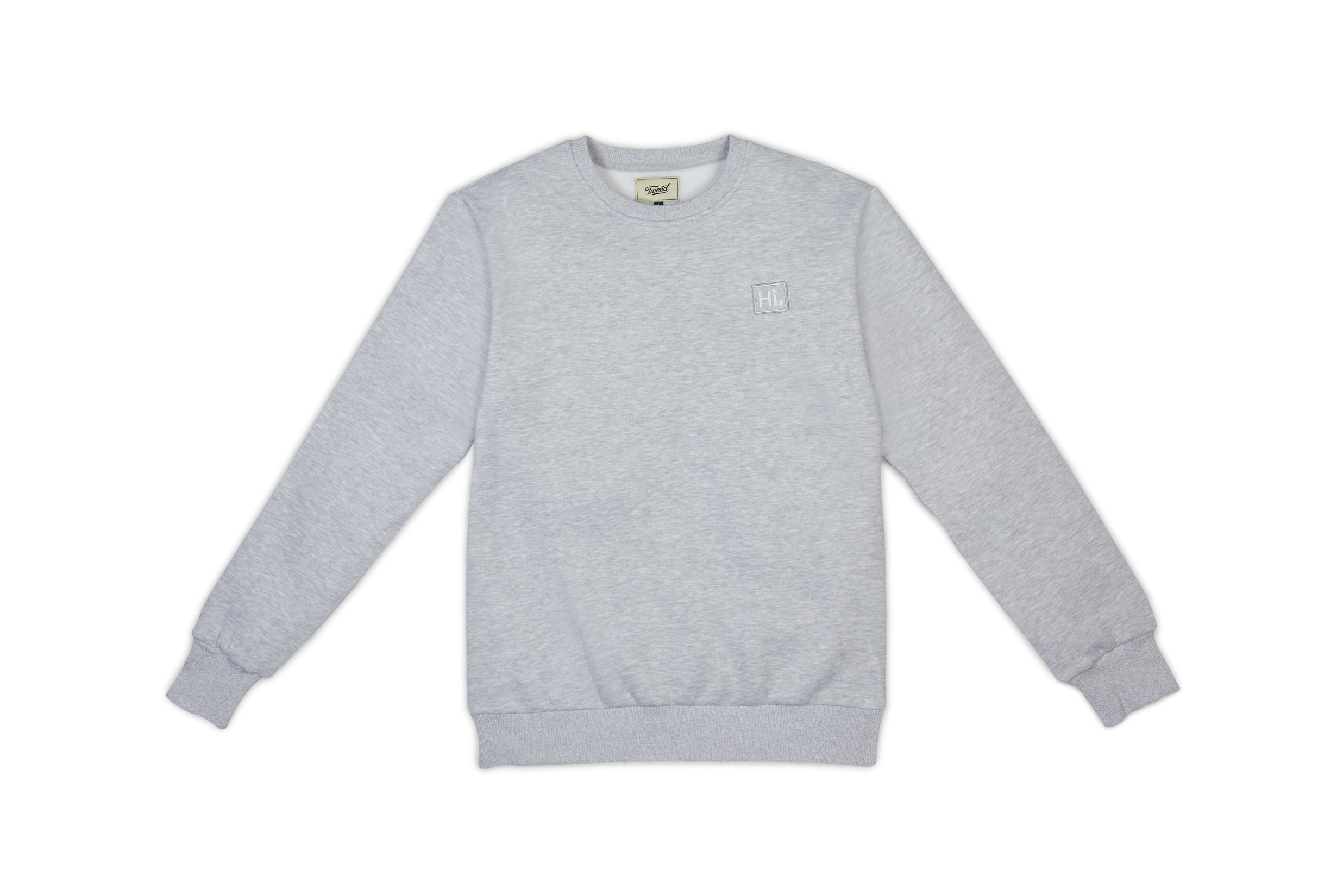 Tweed Hi Sweatshirt
