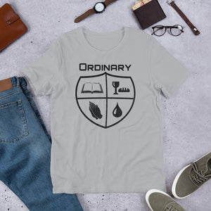 Ordinary means of grace reformed t-shirt