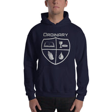 Load image into Gallery viewer, Ordinary means of grace reformed hoodie navy