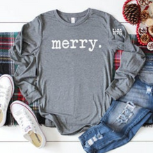 Load image into Gallery viewer, Adult Holiday Tee