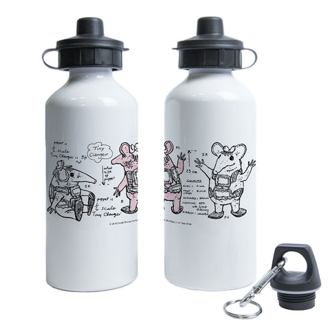 Clangers Water Bottle