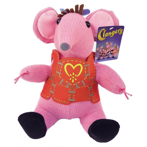 Mother Clanger Large Plush Toy