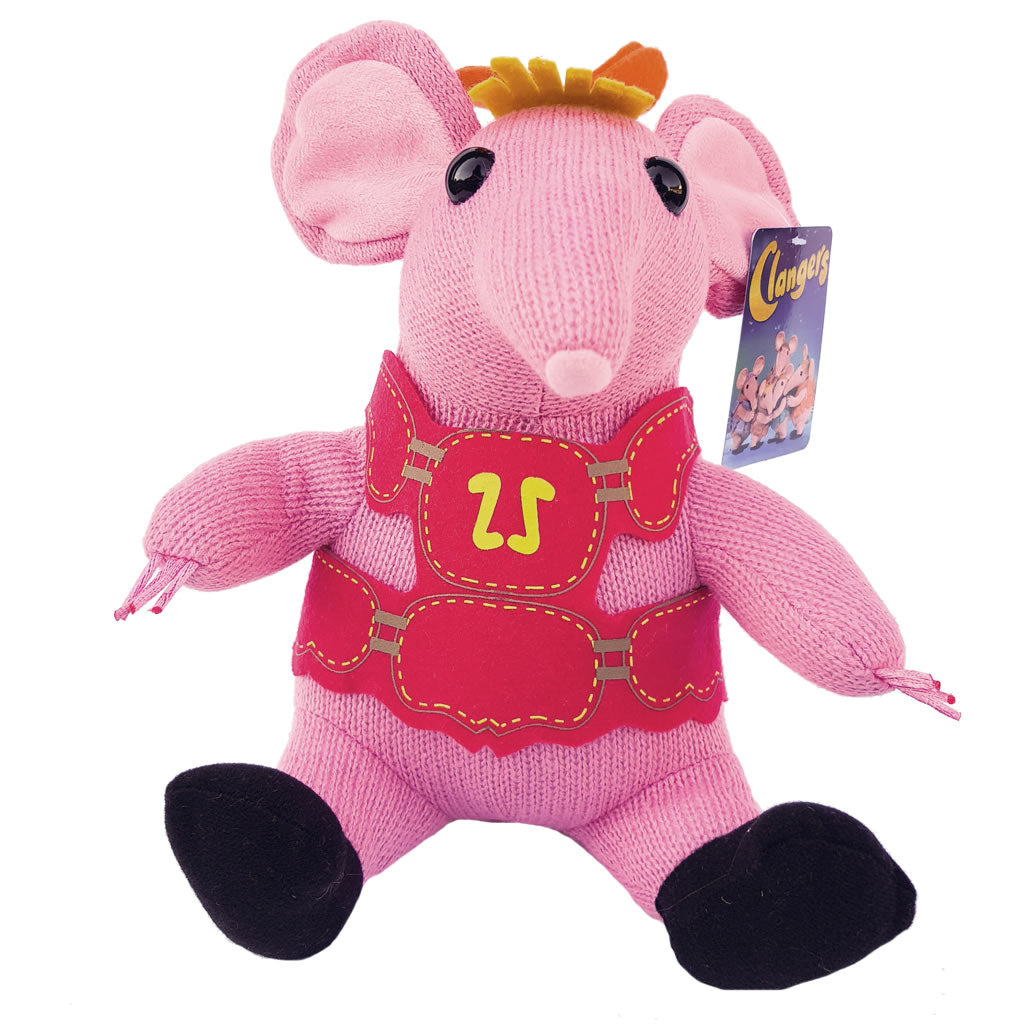 Tiny Clanger Large Plush Toy