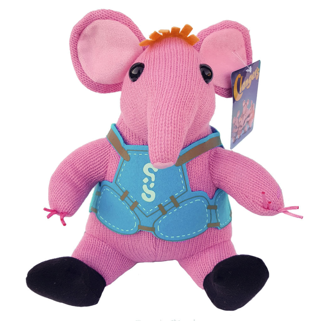 Small Clanger Large Plush Toy
