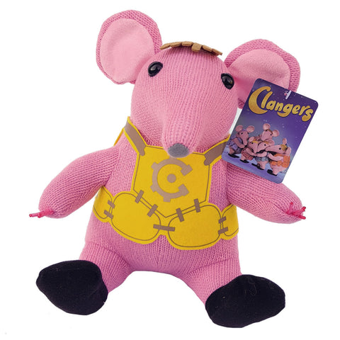 Major Clanger Large Plush Toy