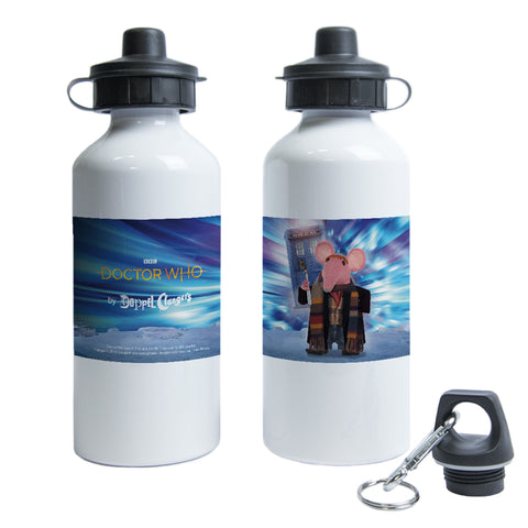 DoppelClangers Water Bottle - Fourth Doctor