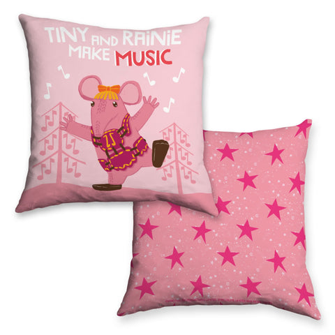 Make Music Clangers Personalised Cushion