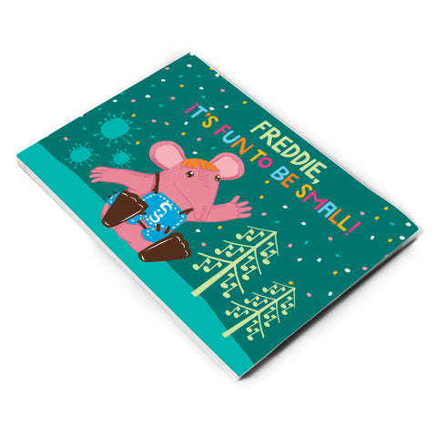 Fun to be Small Clangers Personalised A5 Note Pad