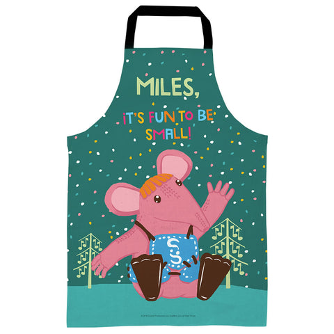 Fun to be Small Clangers Personalised Apron