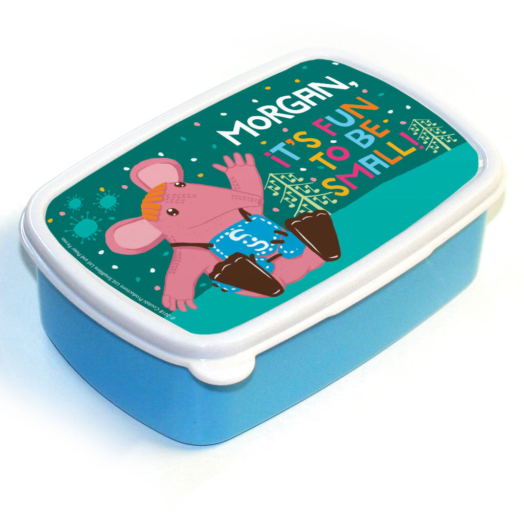 Clangers Personalised Lunchbox