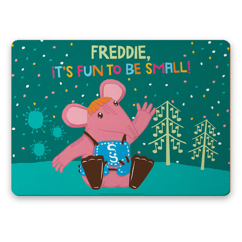 Fun to be Small Clangers Personalised Placemat