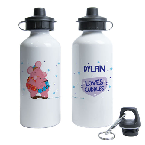 Cuddles Clangers Personalised Water Bottle