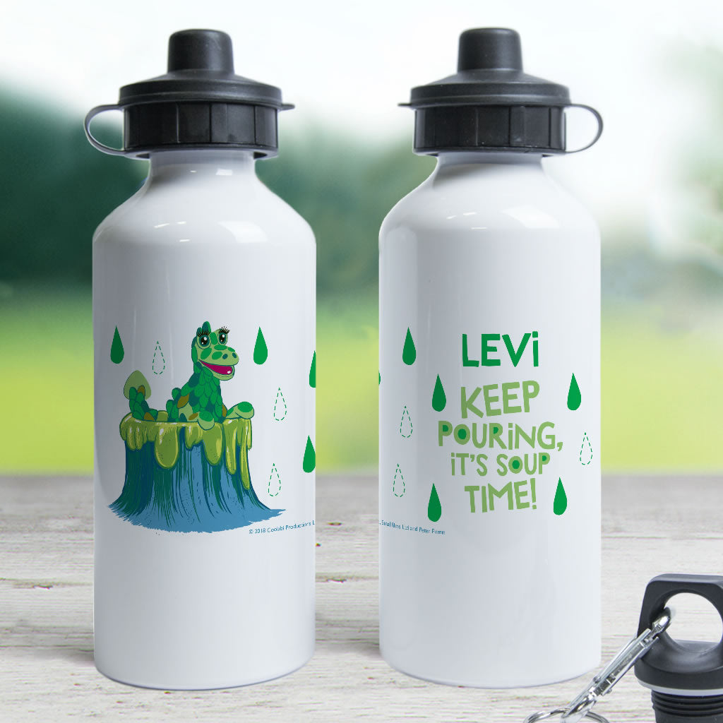 Send in the Soup Clangers Personalised Water Bottle (Lifestyle)