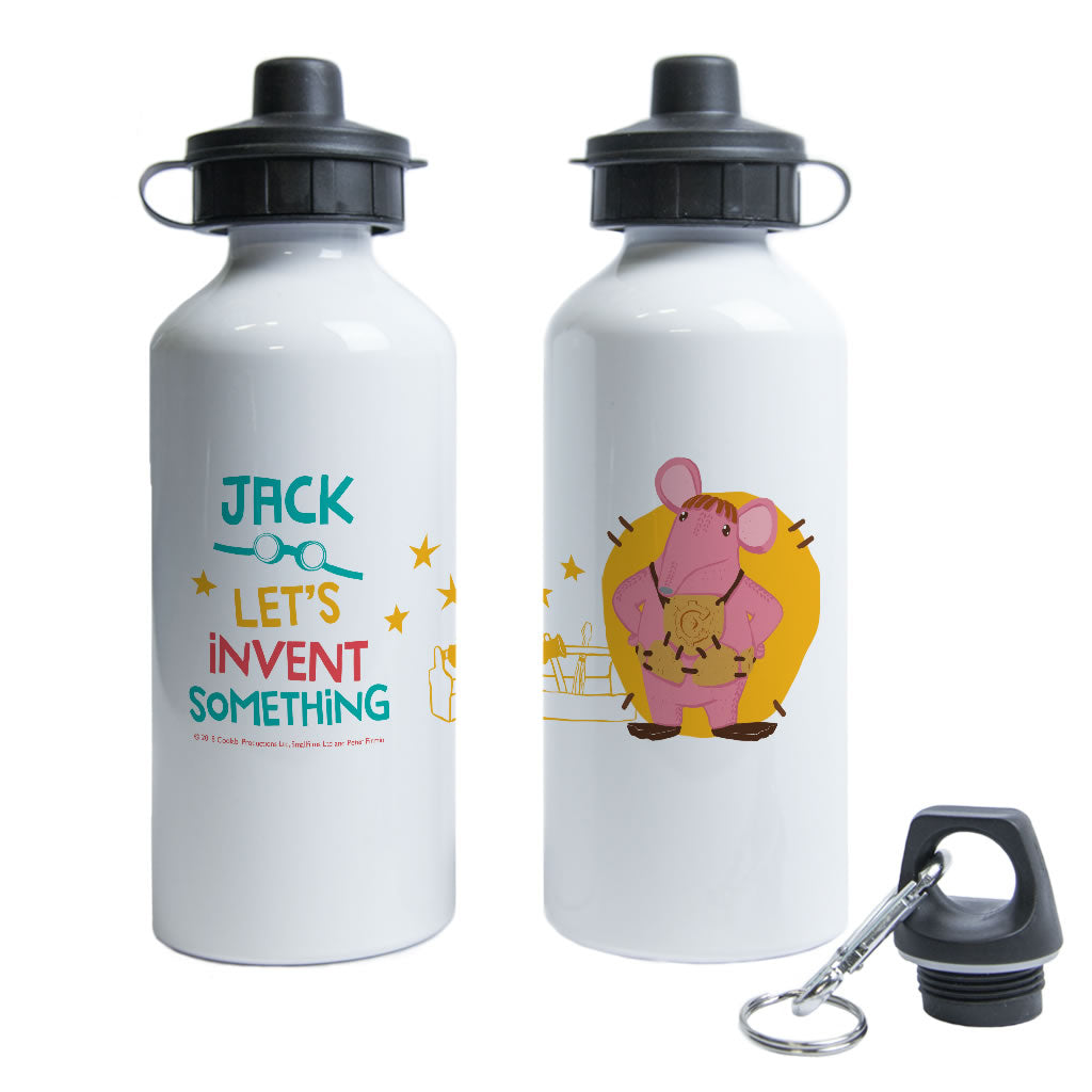 Invent Something Clangers Personalised Water Bottle