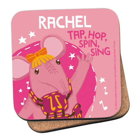 Sing Clangers Personalised Coaster
