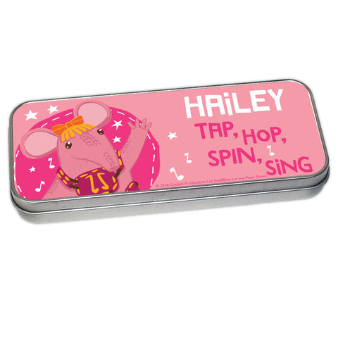Sing Clangers Personalised Pencil Tin