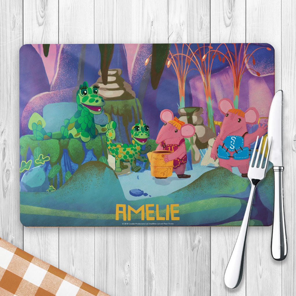 Get Some Soup Clangers Personalised Placemat (Lifestyle)