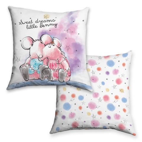Clangers Dreams Personalised Cushion