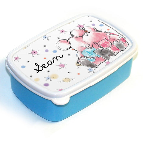 Clangers Dreams Personalised Lunchbox