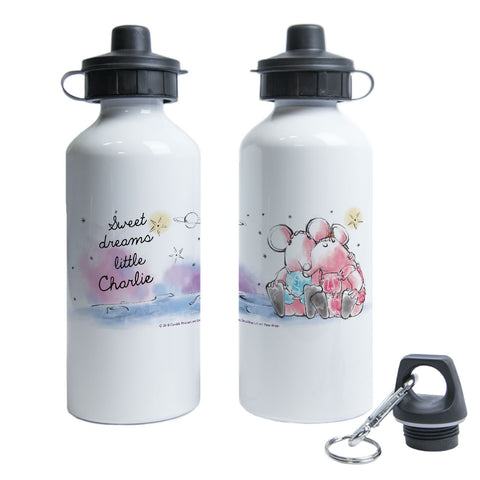 Clangers Dreams Personalised Water Bottle
