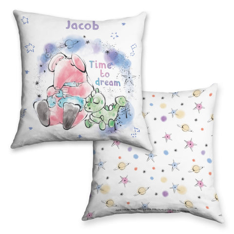 Clangers Dream Personalised Cushion