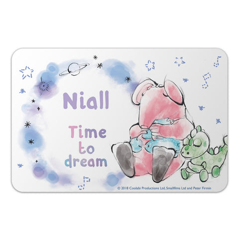 Clangers Dream Personalised Door Plaque