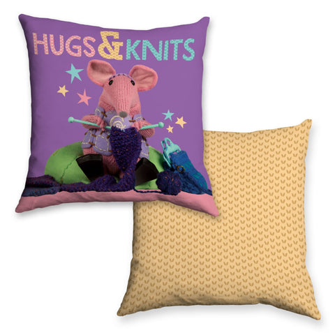 Hugs Clangers Cushion