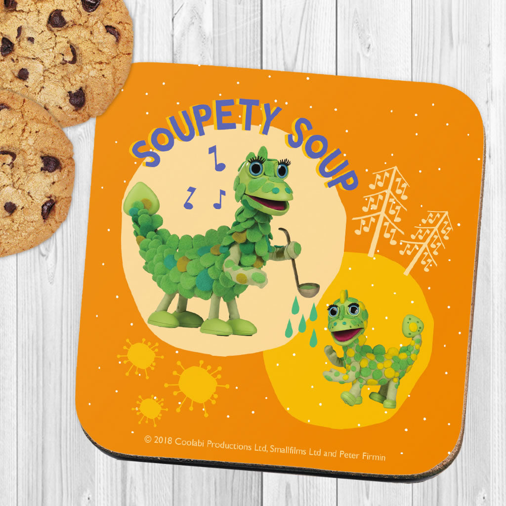 Soupety Soup Clangers Coaster