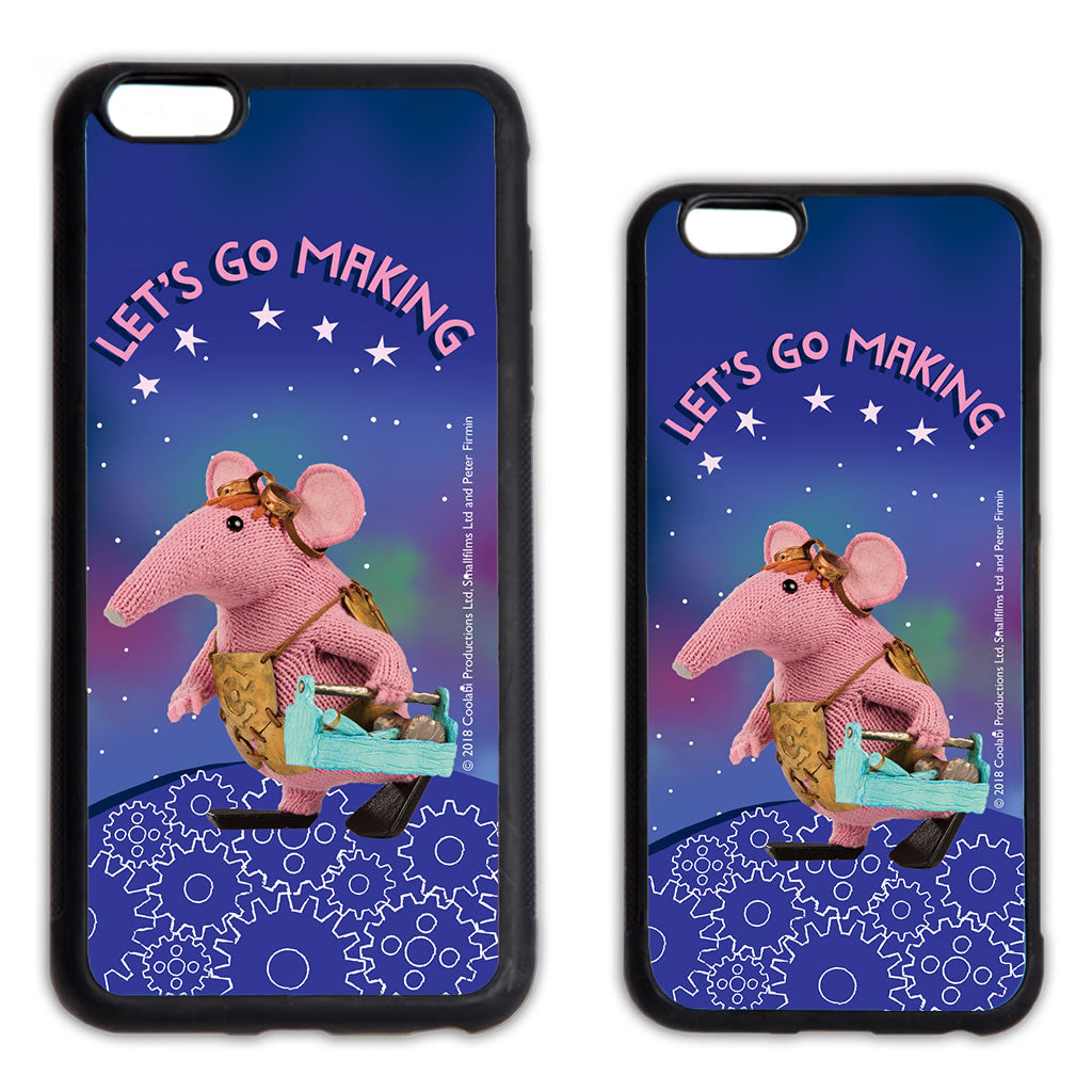 Let's Go Making Clangers Phone Case