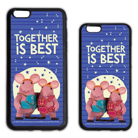 Together Is Best Clangers Phone Case