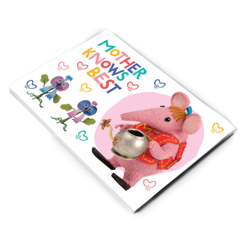 Mother Knows Best Clangers A5 Note Pad (Lifestyle)