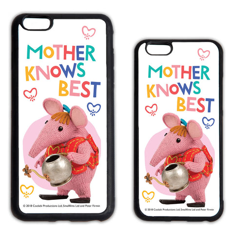 Mother Knows Best Clangers Phone Case