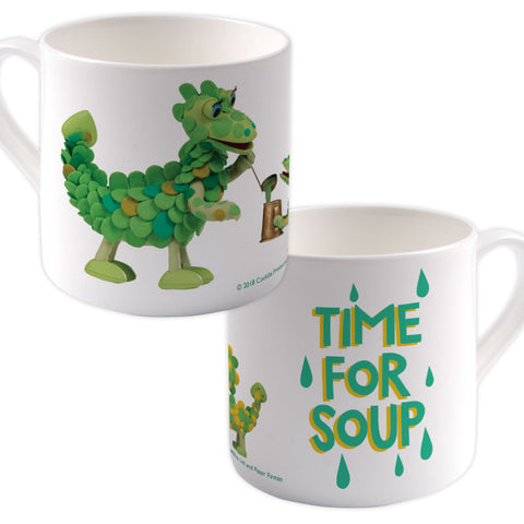 Time For Soup Clangers Bone China Mug