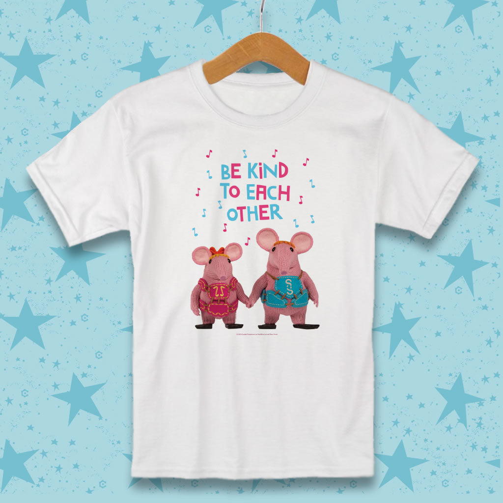 Be Kind Clangers T-Shirt
