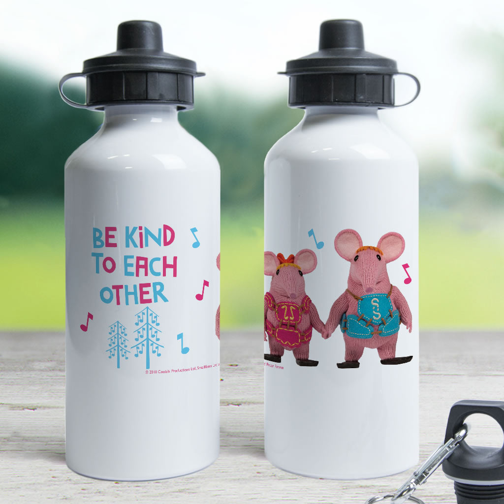 Be Kind Clangers Water Bottle (Lifestyle)