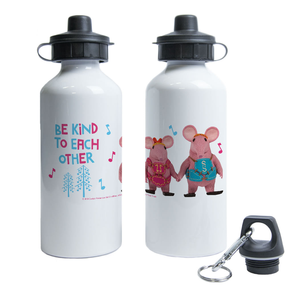 Be Kind Clangers Water Bottle