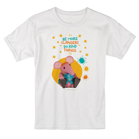 Do Kind Things Clangers T-Shirt
