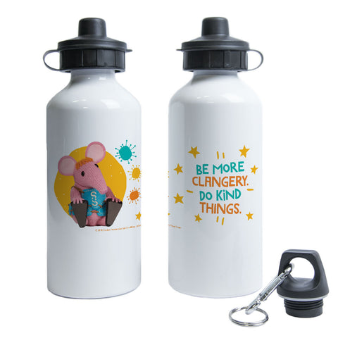 Do King Things Clangers Water Bottle