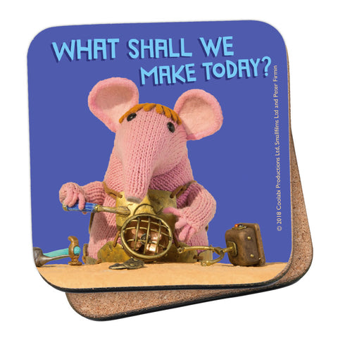 Clangers Coaster